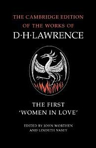 The First  Women in Love  Book