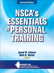NSCA s Essentials of Personal Training Book