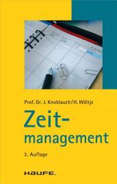 Zeitmanagement: TaschenGuide