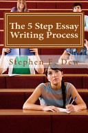 The 5 Step Essay Writing Process PDF