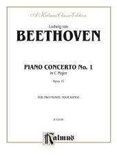 Piano Concerto No. 1 in C, Op. 15: Piano Duo (2 Pianos, 4 Hands)