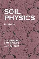 Soil Physics PDF
