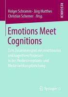 Emotions Meet Cognitions PDF