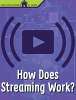 How Does Streaming Work  PDF