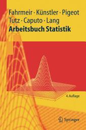 Arbeitsbuch Statistik: Ausgabe 4
