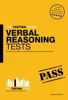 How to Pass Verbal Reasoning Tests PDF