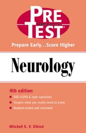 Neurology: PreTest Self-Assessment and Review: Edition 4
