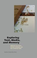 Exploring Text  Media  and Memory PDF