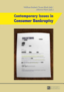 Contemporary Issues in Consumer Bankruptcy PDF