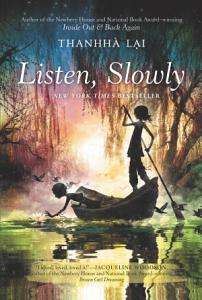 Listen  Slowly Book