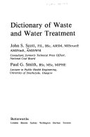 Dictionary of Waste and Water Treatment PDF