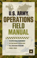 U.S. Army Operations Field Manual