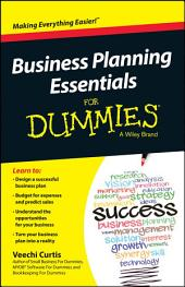 Business Planning Essentials For Dummies