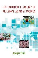 The Political Economy of Violence Against Women PDF