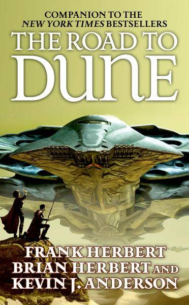 Download The Road to Dune Book