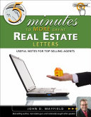 Five Minutes to More Great Real Estate Letters