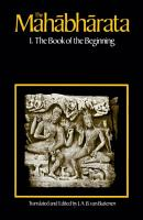 The Mahabharata  Volume 1 PDF