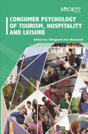 Consumer Psychology of Tourism  Hospitality and Leisure PDF