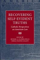 Recovering Self Evident Truths PDF