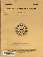 Trade Marks Journal PDF