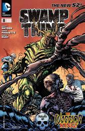 Swamp Thing (2011-) #8
