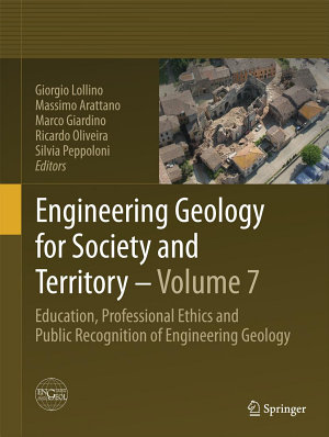 Engineering Geology for Society and Territory   Volume 7 PDF