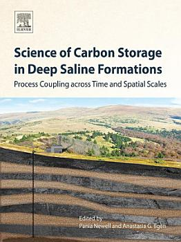 Science of Carbon Storage in Deep Saline Formations PDF