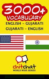 3000+ English - Gujarati Gujarati - English Vocabulary