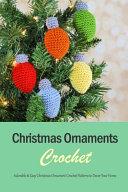 Christmas Ornaments Crochet
