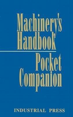 Machinery s Handbook Pocket Companion PDF