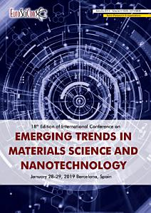 18th Edition of International Conference on Emerging Trends in Materials Science and Nanotechnology 2019