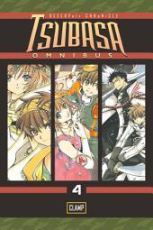Tsubasa Omnibus: Volume 4