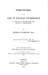 Strictures on a Life of William Wilberforce