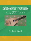 Songbooks for Tres Cubano