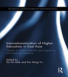 Internationalization of Higher Education in East Asia PDF