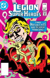 The Legion of Super-Heroes (1980-) #299