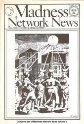 Madness Network News Volume 1: A Journal of the Psychiatric Survivor Movement