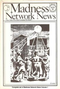 Madness Network News Volume 1 PDF