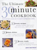 Ultimate Thirty Minute Cookbook PDF