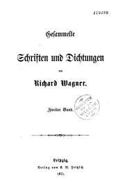 Gesammelte Schriften und Dichtungen: Bände 11-12