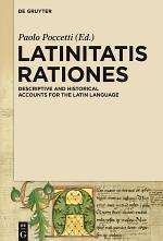 LATINITATIS RATIONES