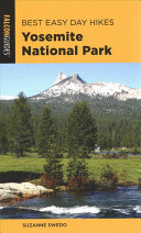 Best Easy Day Hiking Guide and Trail Map Bundle  Yosemite National Park PDF