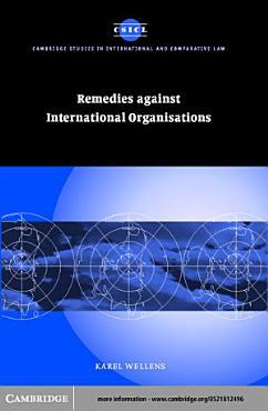 Remedies against International Organisations PDF