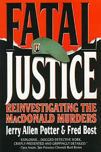 Fatal Justice Book
