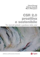 CSR 2 0 proattiva e sostenibile PDF