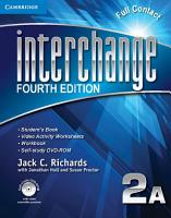 Interchange Level 2 Full Contact A with Self study DVD ROM PDF