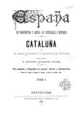 Cataluña: Volumen 3