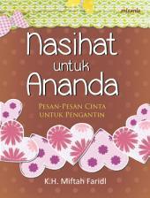 Nasihat untuk Ananda