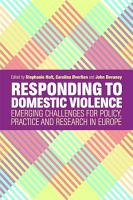 Responding to Domestic Violence PDF