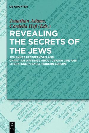 Revealing the Secrets of the Jews PDF
